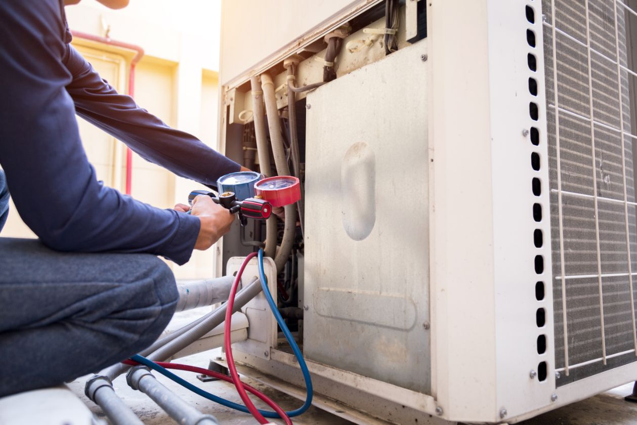 Helping you save energy one HVAC service at a time!